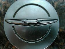 Chrysler 300 200 center cap Hub Cap aluminum polished wheel rim car auto 61698