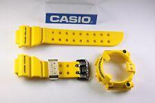 CASIO GF-8230E-9 30TH Anniversary G-Shock Yellow BAND & BEZEL Combo GF-8230