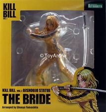 Kotobukiya Kill Bill Vol. 1 The Bride Uma Thurman Bishoujo Statue USA IN STOCK!