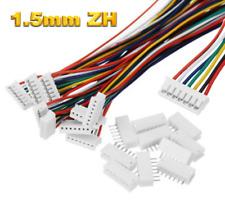 1.5mm 1.5 ZH Micro JST Stecker 15cm Kabel + Buchse  2 3 4 5 6 7 8 9 10 11 12 Pin