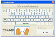 Typing Tutor Software on CD  - TechGuy4u