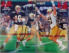 """G. I. Joe Army Navy Football Quarterback Linebacker Combo 12"""" Mint"""