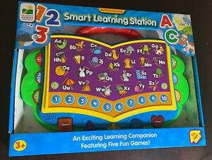 The Learning Journey Electronic Learning – Smart Learning Station