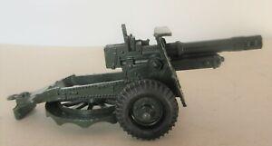 Crescent Toys Army Military WW2 25 Pounder Howitzer Gun -  Crescent Model Guns