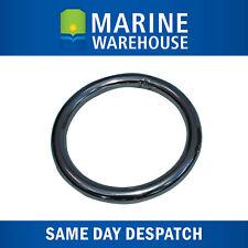 "Stainless Steel Anchor Retrieval Ring  - 10mm 3/8"" Steel - 75mm Diameter 107046"