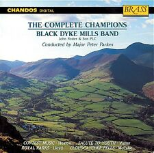 Black Dyke Band - Complete Champions [New CD]