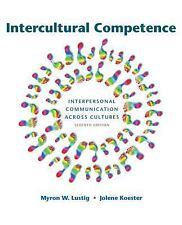 Intercultural Competence by Jolene Koester and Myron W. Lustig (2012, Paperback)