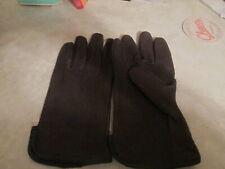 BNWT Geier Handmade USA Natural Tan Deerskin Leather Driving Work Gloves Size 10