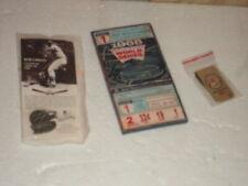 1968 St Louis Cardinals World Series Game 1 Replica Ticket Ameren Ue Sga & Stuff