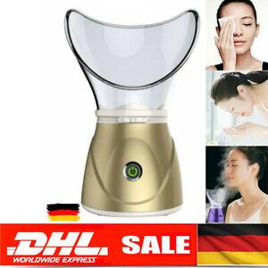 Gesichtssauna Hautpflege Kosmetik Inhalation Porenreinigung Gesichtsdampfer Neu