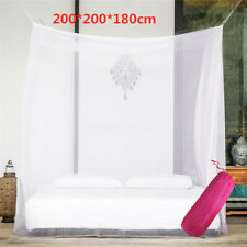Us Large Camping Mosquito Net Indoor Outdoor Netting Storage Bag Insect Tent