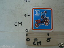 STICKER,DECAL SACHS MOTOCROSS MX