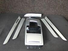 Original Audi A6 4F Facelift gebürstet Dekorleisten Zierleisten 4F1853190 1NK