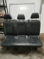 MERCEDES VITO TRIPLE LEATHER SEATS