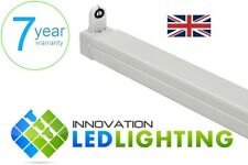 LED T8 4ft 1200mm Single Batten Fitting Fixture - without LED tube
