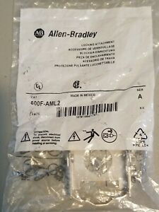 ALLEN BRADLEY 800F-AML2  Ser A