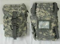 2 Molle II US Military Modular Load Carrying Equipment Sustainment Pouch ACU