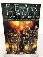 Fear Itself Uncanny X-Force/The Deep Marvel Comics TPB Trade Paperback NEW