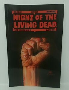Night of the Living Dead Day of the Dead (2012) TPB Companion SC Avatar New
