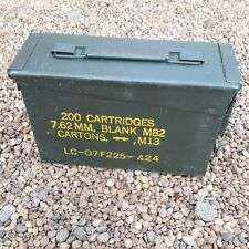 Ammunition Box Ammo Can 30 Cal Storage Solution Tool Box Storage Box Man Tin