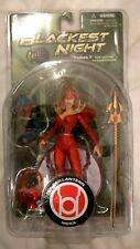 DC Direct Blackest Night Red Lantern Mera Aquaman Dex-Starr Action Figure