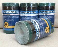 ProDec 5M Aluminium Oxide Roll Decorators Sandpaper Orbital Sander 240G