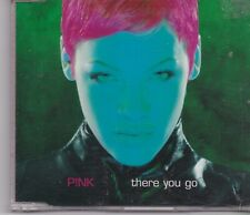 Pink-There You Go  cd maxi single