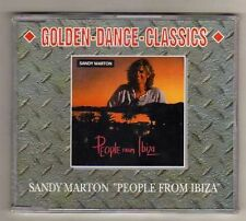 ITALO DANCE - SANDY MARTON - PEOPLE FROM IBIZA -  CDs LIMITED EDITION -SIGILLATO