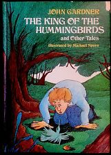 THE KING OF THE HUMMINGBIRDS & OTHER TALES By Gardner ~ Vintage Children's Book