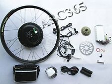 """26"""" 36v 500w Electric Bike Bicycle Motor E-bike Conversion Kit Rear Wheel Kit"""