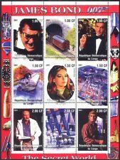Congo James Bond/Secret World/Cinema/Films/Train/Lorry MISCUT sht (cs) (b8746a)