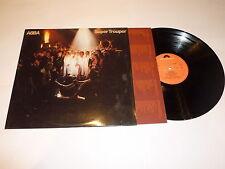 ABBA - Super Trouper - Rare 1980 Portugal issue 10-track Vinyl LP