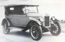 "1926 Chevrolet Touring 12 X 18"" Black & White Picture"
