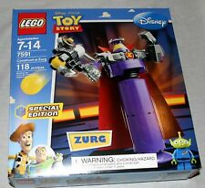 Toy Story Lego #7591 Special Edition ZURG!