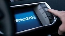 Sirius Xm 3 Month Service For Cars Equipped With SiriusXm