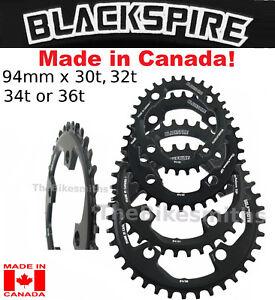 BLACKSPIRE 94mm x 30-36t NW Narrow Wide 1 x 11 Bike Chain Ring fit Sram X01 X1