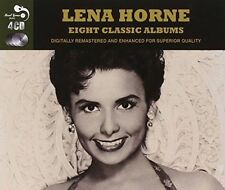 LENA HORNE - EIGHT CLASSIC ALBUMS NEW CD