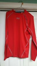 UNDER ARMOUR HEARGEAR COMPRESSED LONG SLEEVE SHIRT  XLARGE