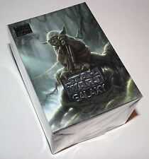 2011 Star Wars Galaxy 6 Trading Card Set of 120 Cards - Rare and Hard to find!