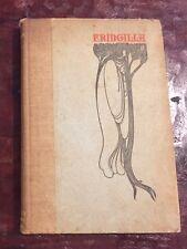 Fringilla Tales in Verse 1895 Rare Book 1st edition - Art Nouveau -Will Bradley