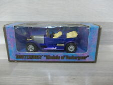 Matchbox Models of YesterYear Y-2 - 1914 Prince Henry Vauxhall