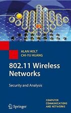 802.11 Wireless Networks: Security And Analysis (computer Communications And ...