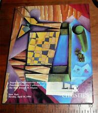 Christie's Paintings from Collection of Joseph H. Hazen  1996 Auction catalog HC