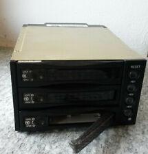 "MicroStorage 2 x 5.25"" BAY for 3 HDD SERIAL ATA HARD DISK"