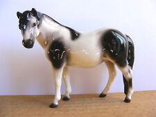 Hagen Renaker Specialties Pinto Pony Mare Miniature Animal Figurine Horse