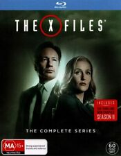The X Files - COMPLETE SERIES - BRAND NEW - BLU RAY