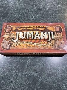 Vintage 1995 Original Jumanji Board Game *INCOMPLETE* Great Condition