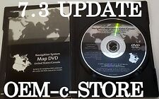 2004-2009 GM Navigation Map Disc, DVD, Part# 25956691 Vers 7.3 OEM
