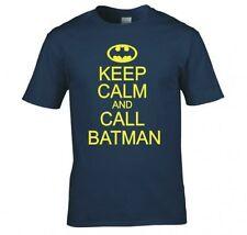 Cotton Unbranded Batman Theme T-Shirts for Men