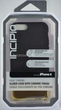 """Incipio Apple iPhone 6S (4.7"""") Edge Chrome Case Slim Cover, Genuine Original New"""